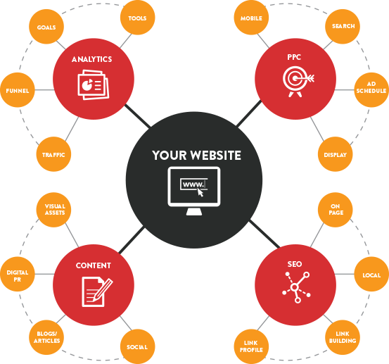Your Website with PMX
