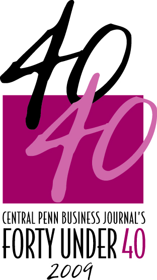 Central Penn Business Journal 40 Under 40 2009