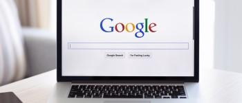 Google on Macbook Pro - Technical SEO & Internet Marketing in Lancaster, Pennsylvania