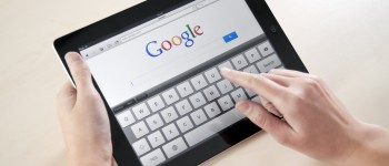 Google on Apple Ipad - Google mobile ranking prospectmx